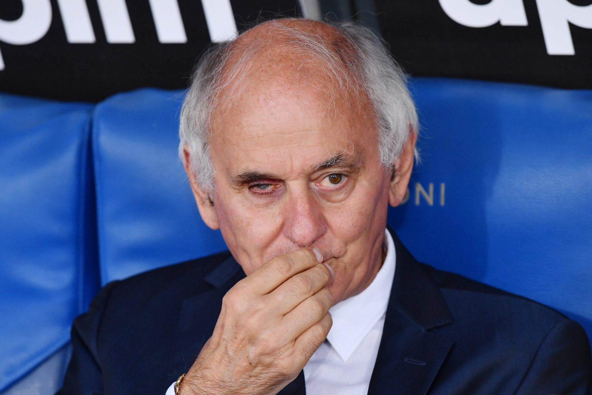 Lazio-Frosinone serie A
