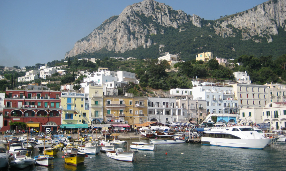 Capri-porto