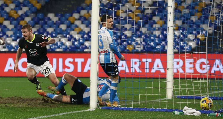 Gol-Pobega-Napoli-Spezia