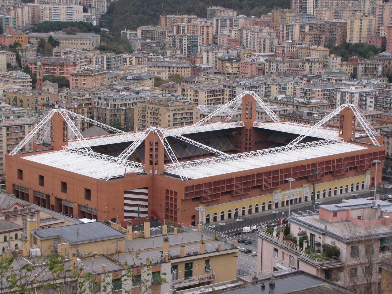 Quartiere Marassi Genova
